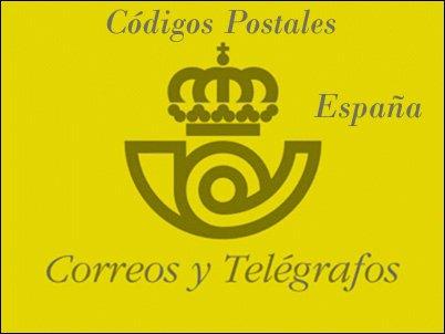 codigos postales españa