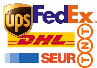 Empresas de mensajería