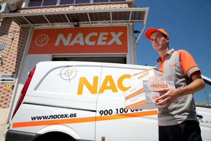 NACEX mensajería