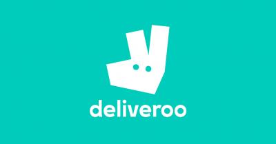 Logo de Deliveroo